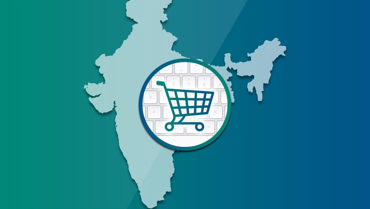 e-commerce na Índia