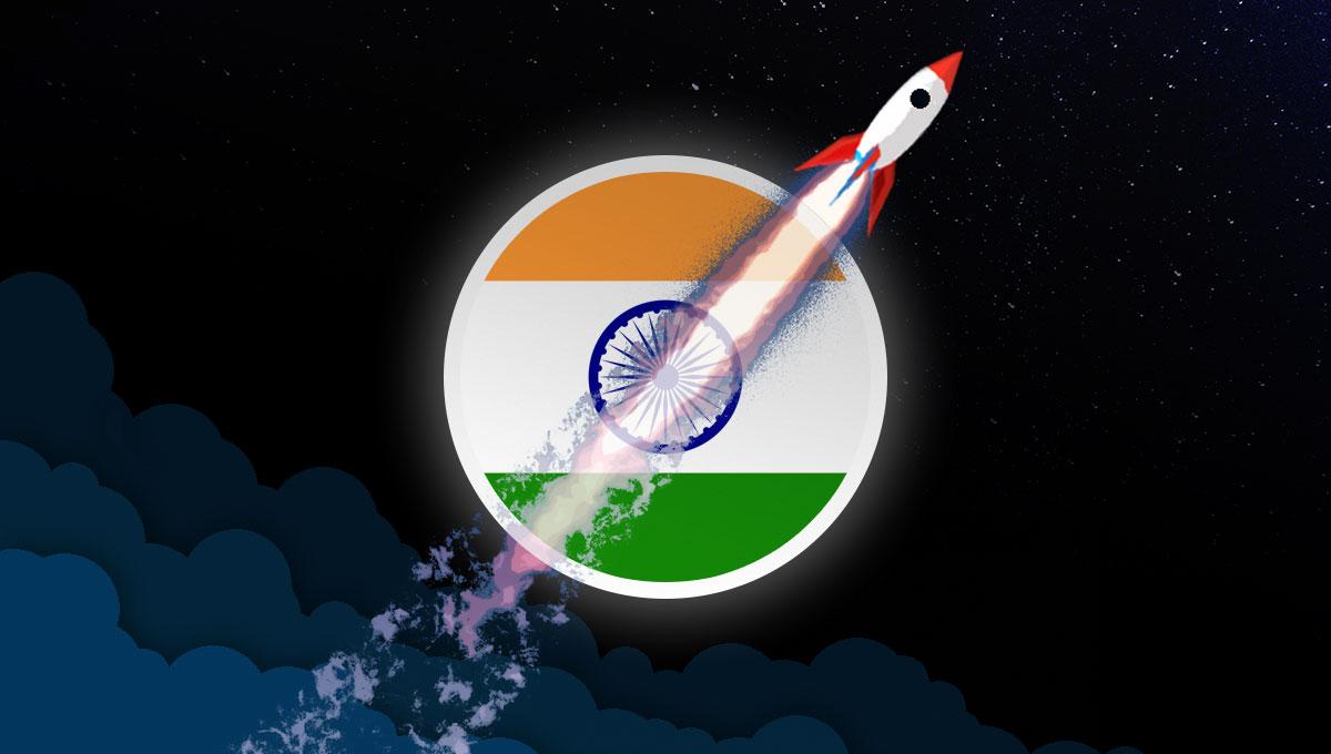 Top startups da Índia