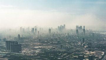 Vista de Mumbai