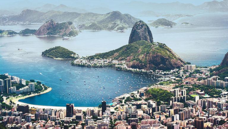 Panorama do Rio de Janeiro