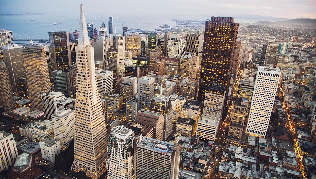 Skyline de São Francisco
