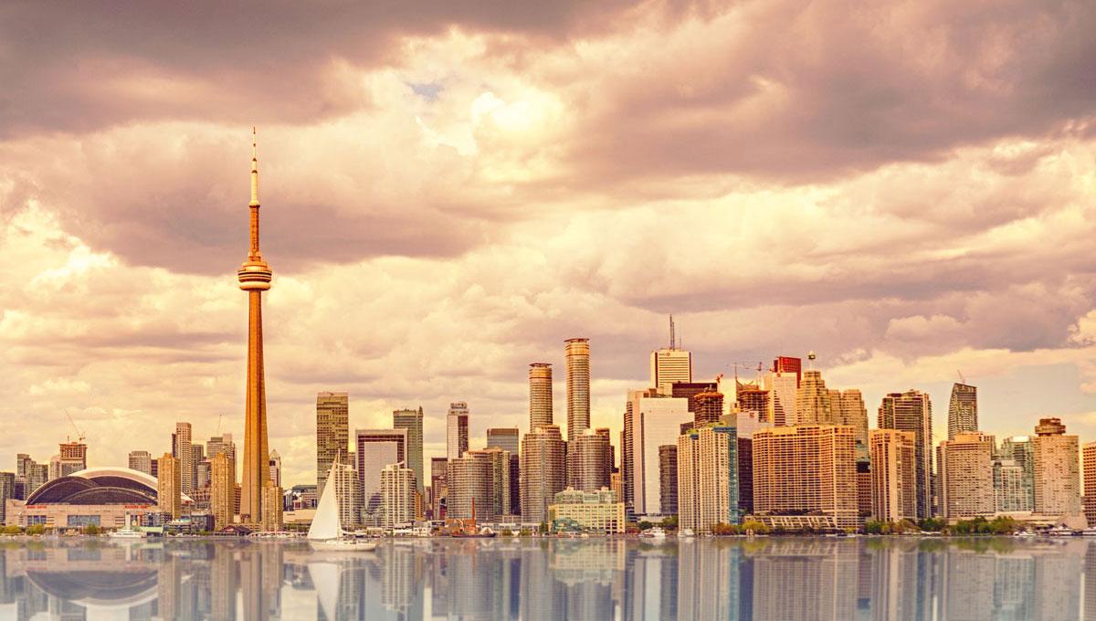 Skyline de Toronto