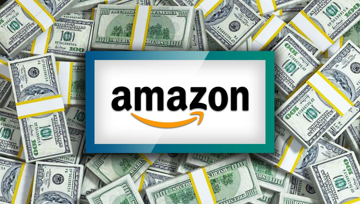 Bilhões de vendas, receitas, lucros e investimentos na Amazon