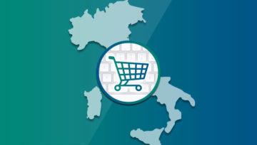 e-commerce na Itália