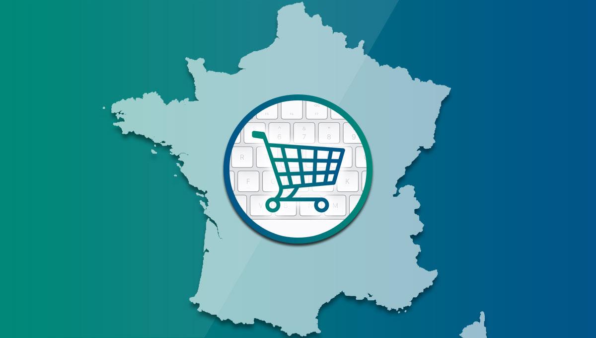 e-commerce na França