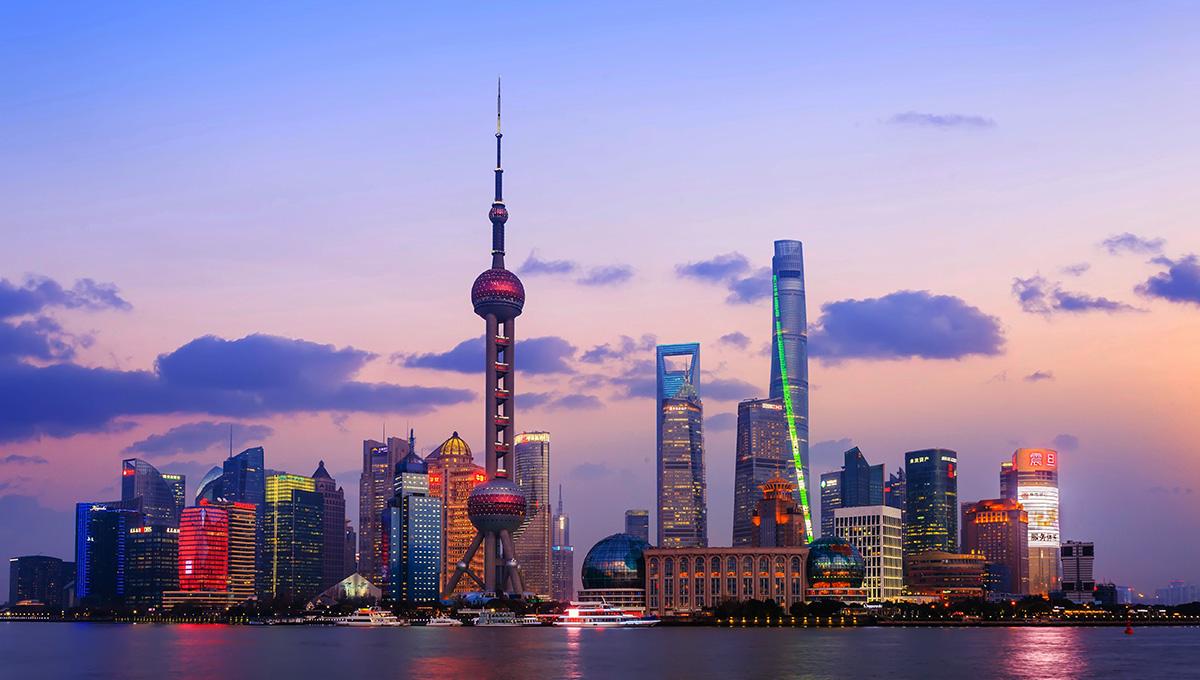 Vista de Xangai