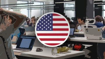 Top empregadores americanos